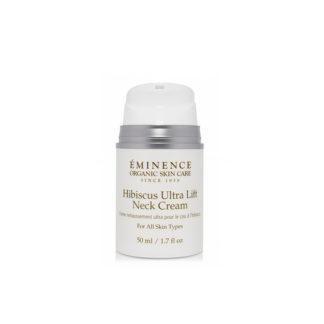 Eminence Hibiscus Ultra Lift Neck Cream 50 ml