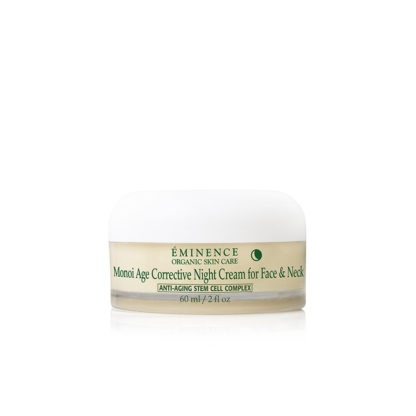 Eminence Monoi Age Corrective Night Cream For Face Neck 60 ml