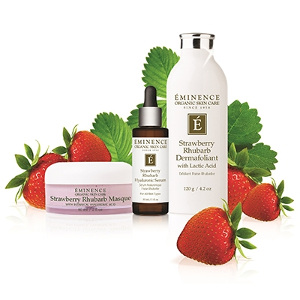 Eminence Strawberry Collection