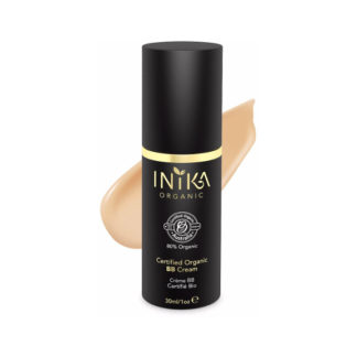 INIKA Organic BB Cream Foundation Honey 30 ml