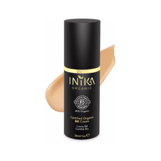 INIKA Organic BB Cream Foundation Tan 30 ml