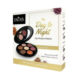 INIKA Organic Day To Night Eye Shadow Palette - Limited Edition