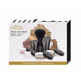INIKA Organic Face in a Box Starter kit - Trust