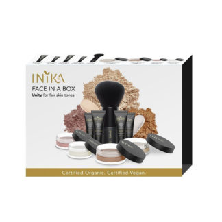 INIKA Organic Face in a Box Starter kit - Unity