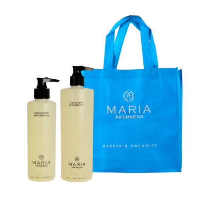 Maria Åkerberg Liquid Soap Lemongrass Set