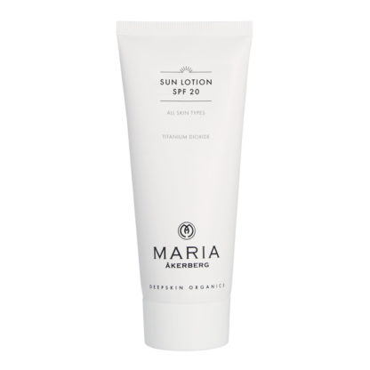 Maria Åkerberg Sun Lotion SPF 20 100 ml