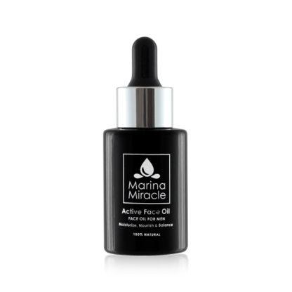 Marina Miracle Active Face Oil Men 28 ml