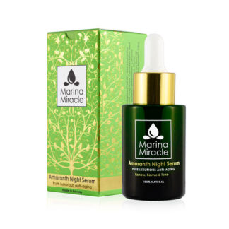 Marina Miracle Amaranth Night Serum 28 ml