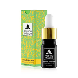 Marina Miracle Amaranth Night Serum 5 ml