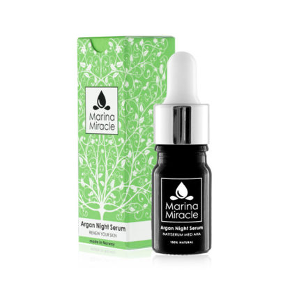 Marina Miracle Argan Night Serum 5 ml