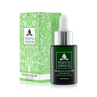 Marina Miracle Geranium Face Oil 28 ml