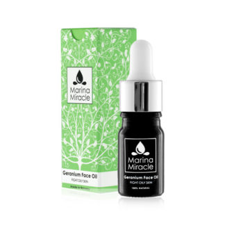 Marina Miracle Geranium Face Oil 5 ml