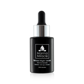Marina Miracle Reload Night Serum Men 28 ml