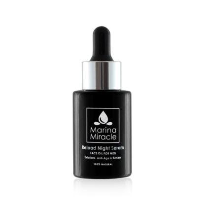 Marina Miracle Reload Night Serum Men 28 ml
