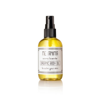 Me Anima Lavender Body Oil 100 ml