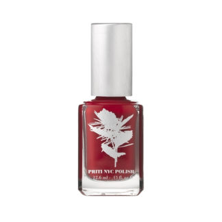 NYC Priti Nail Polish Red Head Cactus
