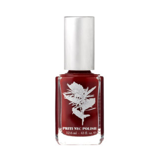 Priti NYC Nail Polish Red Ace Rose