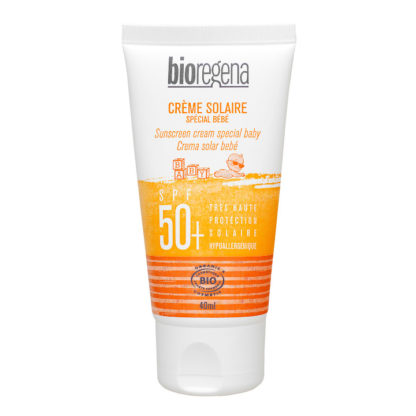Bioregena Sunscreen Cream SPF 50+ Baby 40 ml