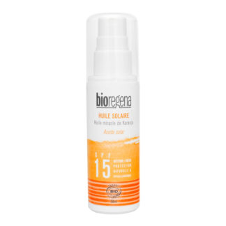 Bioregena Sunscreen Oil SPF 15 90 ml