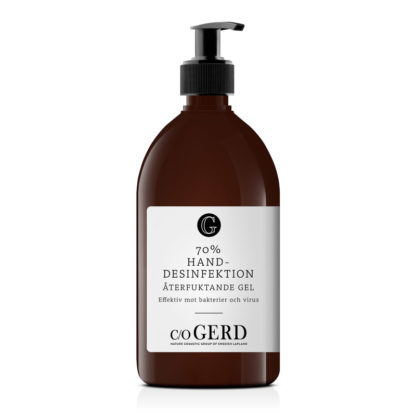 Care of Gerd Handdesinfektion 70% 500 ml