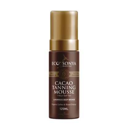 Eco by Sonya Cacao Tanning Mousse 125 ml