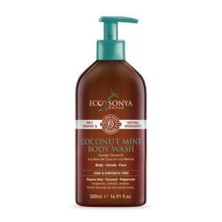 Eco by Sonya Coconut Mint Body Wash 500 ml