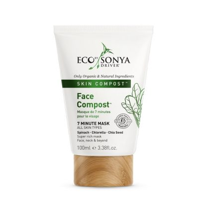 Eco by Sonya Face Compost (Mask) 100 ml