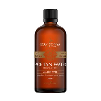 Eco by Sonya Face Tan Water 100 ml