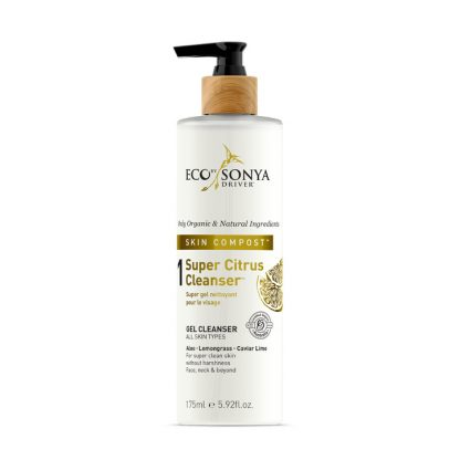 Eco by Sonya Super Citrus Cleanser 175 ml