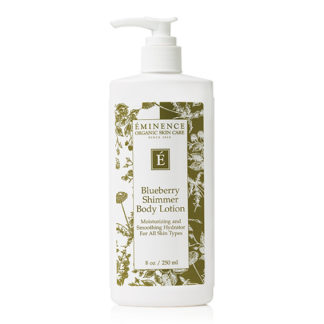 Eminence Blueberry Shimmer Body Lotion 250 ml