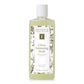 Eminence Citrus Exfoliating Wash 125 ml