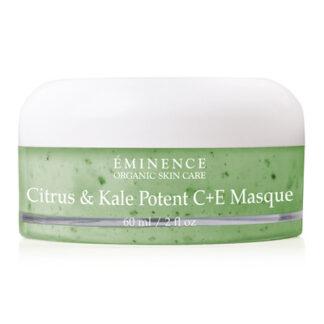 Eminence Citrus & Kale Potent C+E Masque 60 ml
