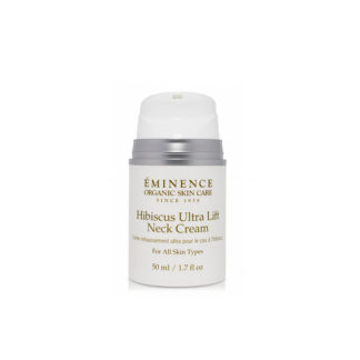 Eminence Hibiscus Ultra Lift Neck Cream 50 ml