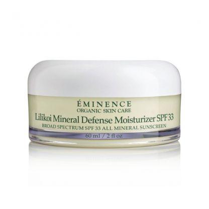 Eminence Lilikoi Mineral Defense Moisturizer SPF 33 60 ml