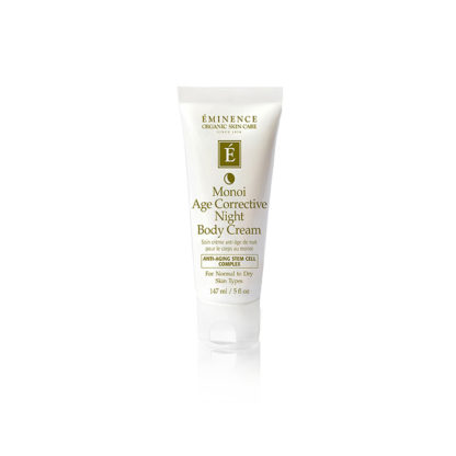 Eminence Monoi Age Corrective Night Body Cream 147 ml