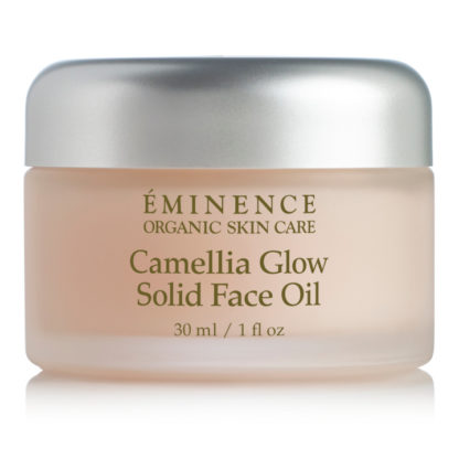 Eminence Camellia Glow Solid Face Oil 30 ml