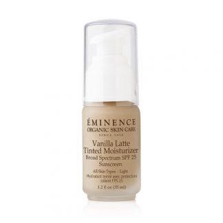 Eminence Tinted Moisturizer Vanilla Latte SPF 25 35 ml