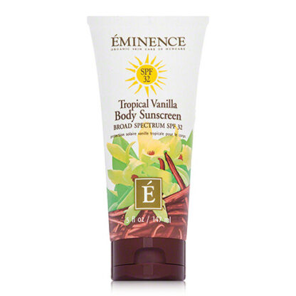 Eminence Tropical Vanilla Body Sunscreen SPF 32 147 ml