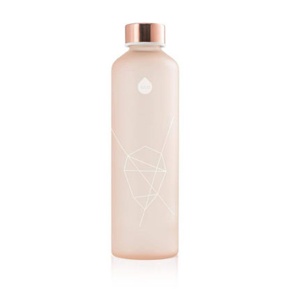EQUA Water Bottle Mismatch Blush 750 ml