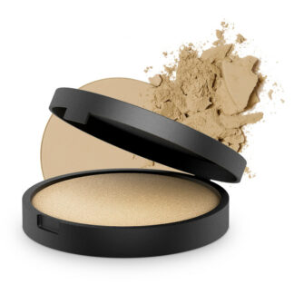 INIKA Organic Baked Mineral Foundation – Patience