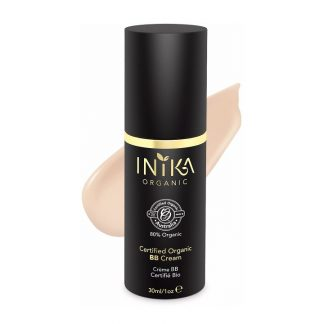 INIKA Organic BB Cream Foundation Porcelain
