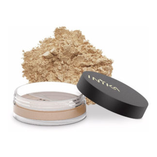 INIKA Organic Loose Mineral Foundation SPF 25 – Y5 Patience
