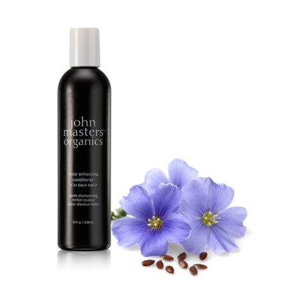 John Masters Organics Color Enhancing Conditioner For Black Hair 236 ml
