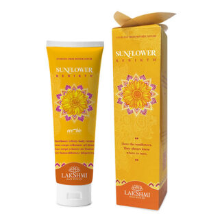 Lakshmi Sunflower Velvety Body Cream