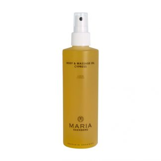 Maria Åkerberg Body & Massage Oil Cypress 250 ml