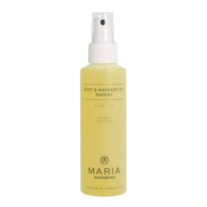 Maria Åkerberg Body & Massage Oil Energy 125 ml