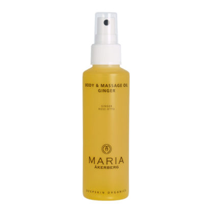 Maria Åkerberg Body & Massage Oil Ginger 125 ml