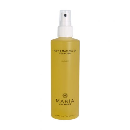 Maria Åkerberg Body & Massage Oil Relaxing 250 ml