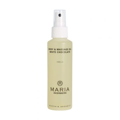 Maria Åkerberg Body & Massage Oil White Chocolate 125 ml