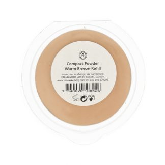 Maria Åkerberg Compact Powder Warm Breeze Refill